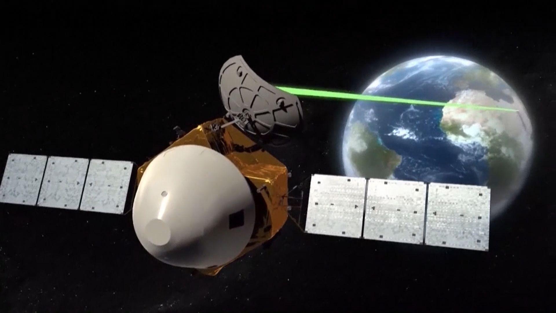 天問一號料個多月後進入環火星軌道