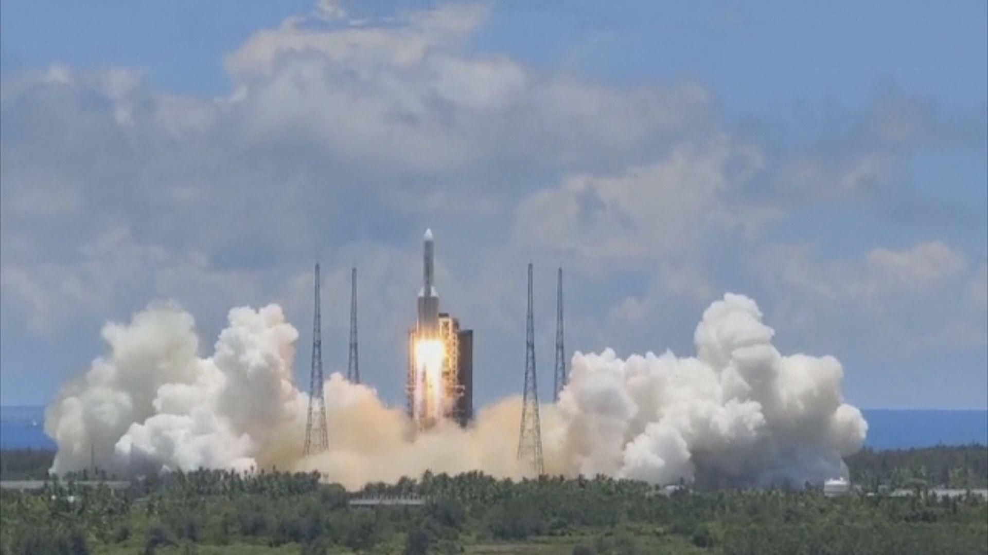 天問一號未來數日擇機著陸火星