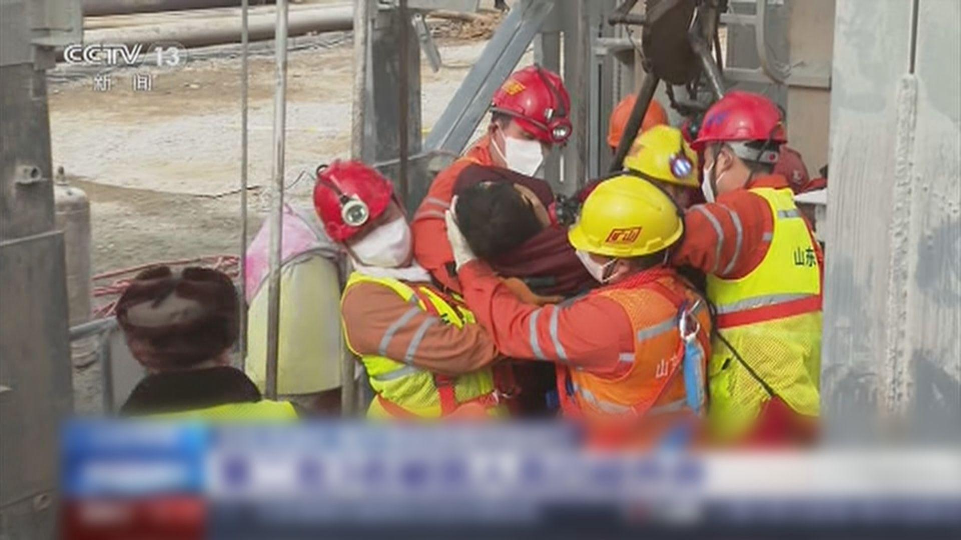 山東金礦爆炸 救援指揮部證實10人死亡一人失蹤