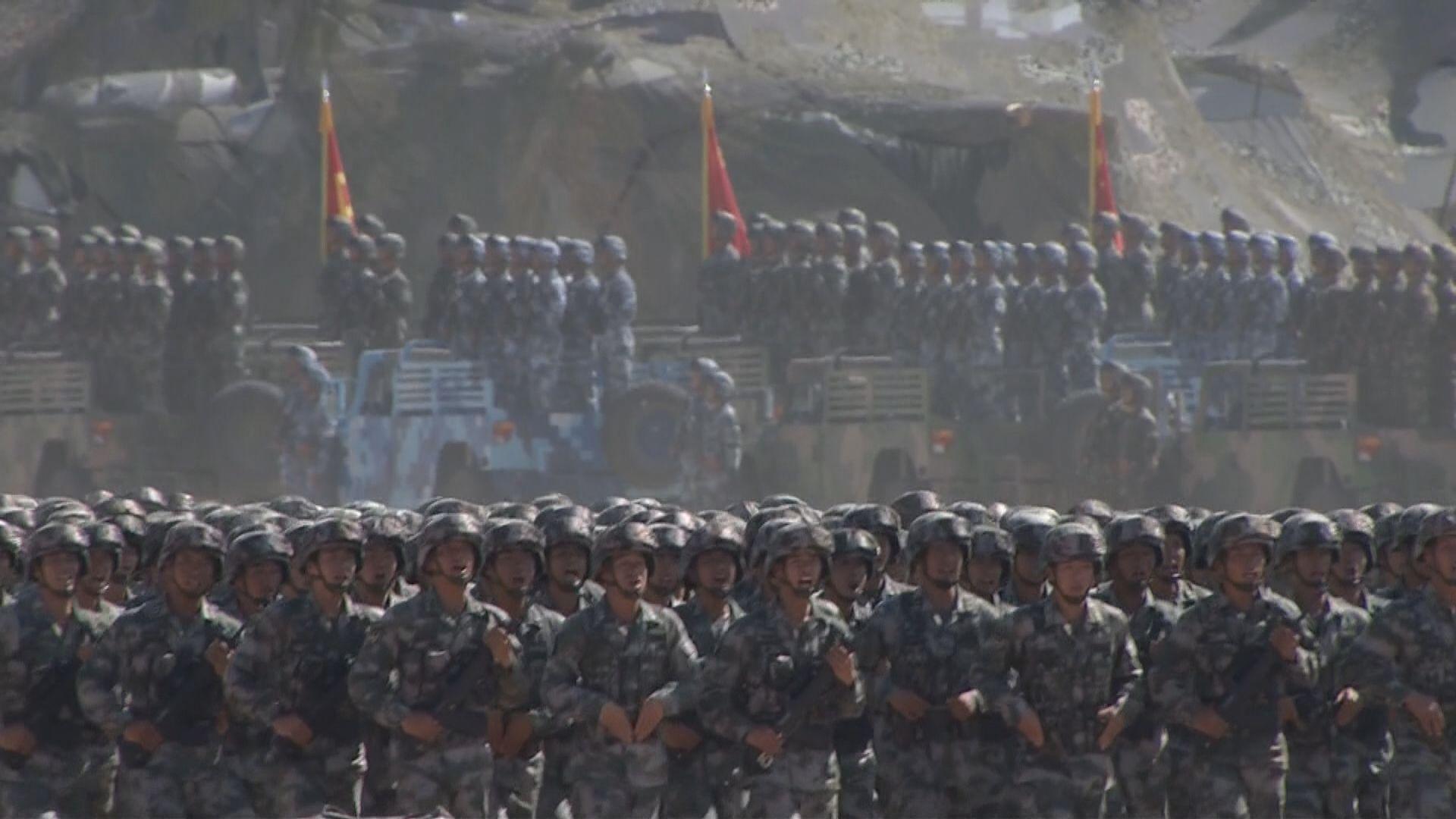 中國據報已具備反擊核武預警系統