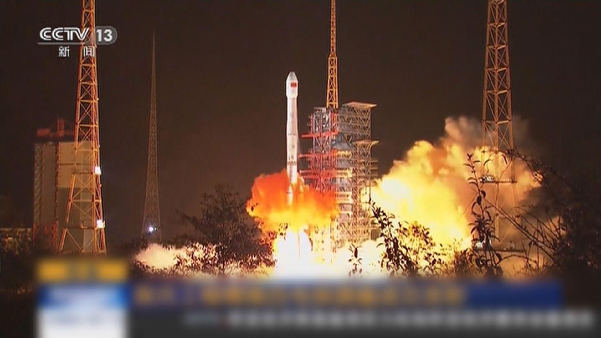 嫦娥四號成功發射將展開探月旅程