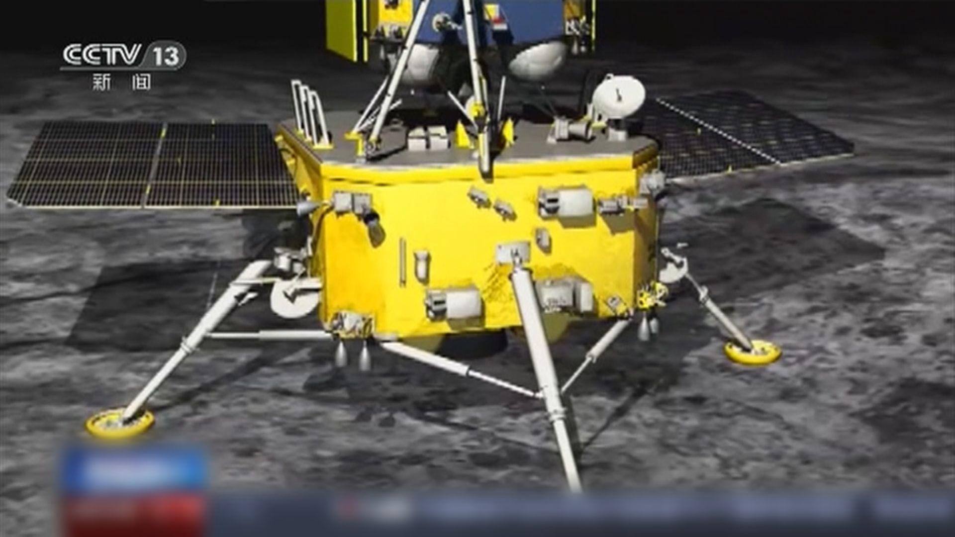 中國月球探測器「嫦娥五號」年底前升空