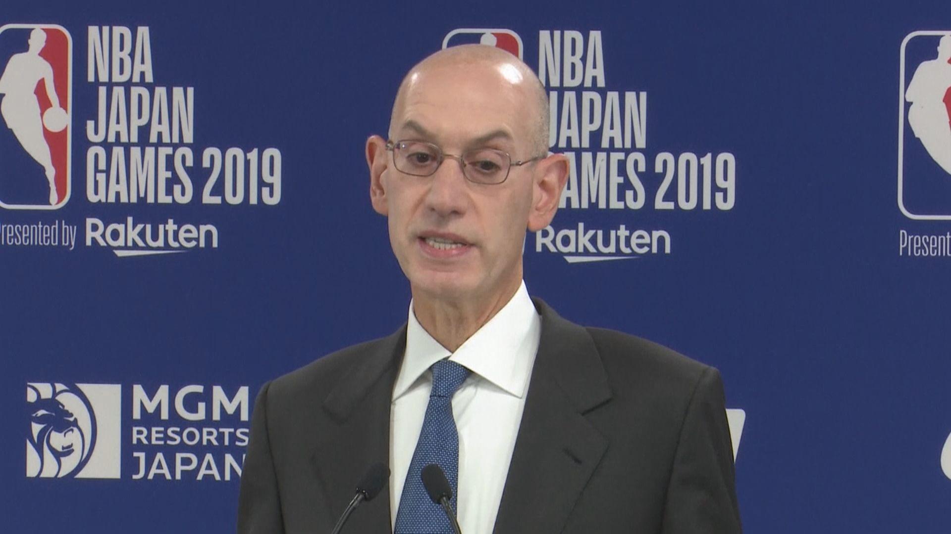 蕭華:即使央視報復他仍要奉行NBA價值