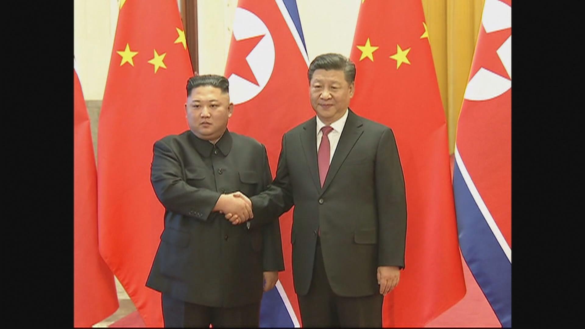 習近平周四起國事訪問北韓 將與金正恩會面