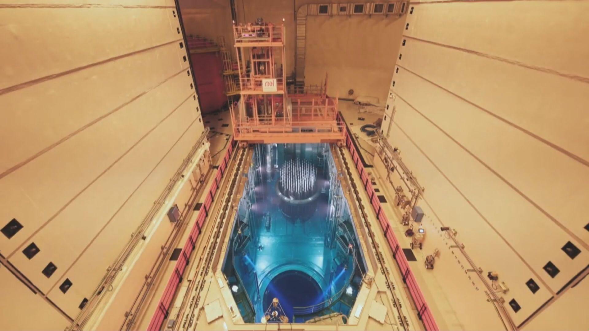 中廣核:台山核電站機組安全運行 周邊環境數據正常