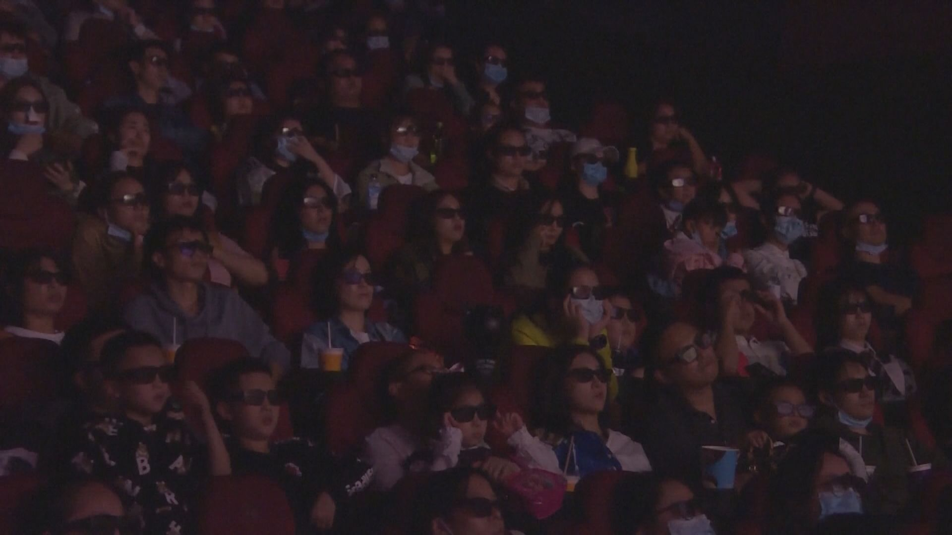 內地省市鼓勵民眾春節就地過年 電影票房快遞量創新高