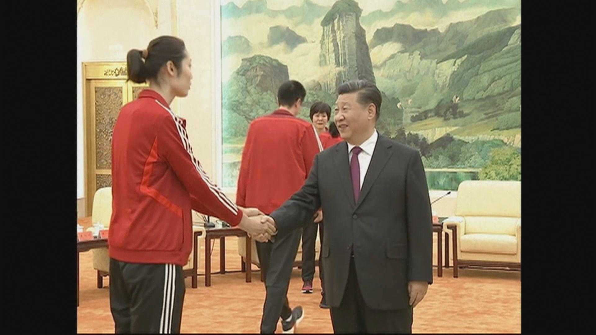 中國派出四百人參加東京奧運