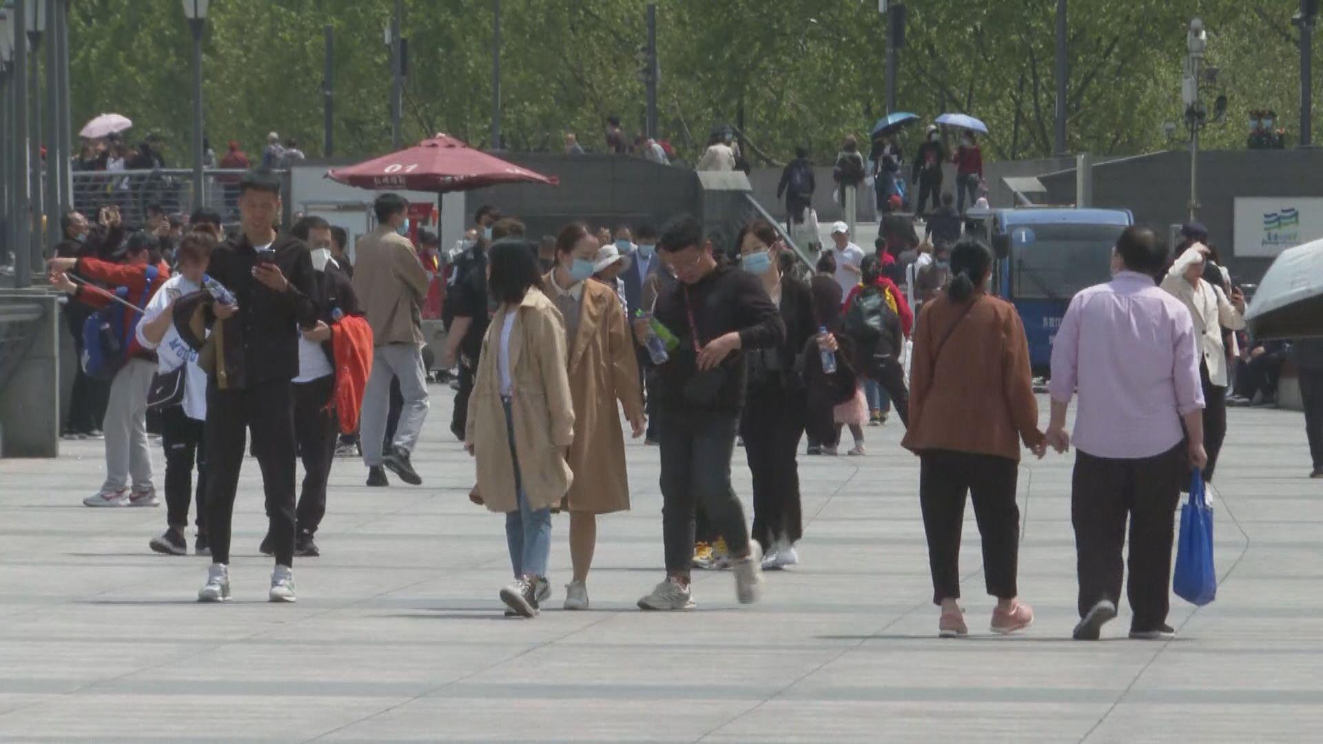 國統局:人口發展出現結構矛盾 要研究對經濟社會影響