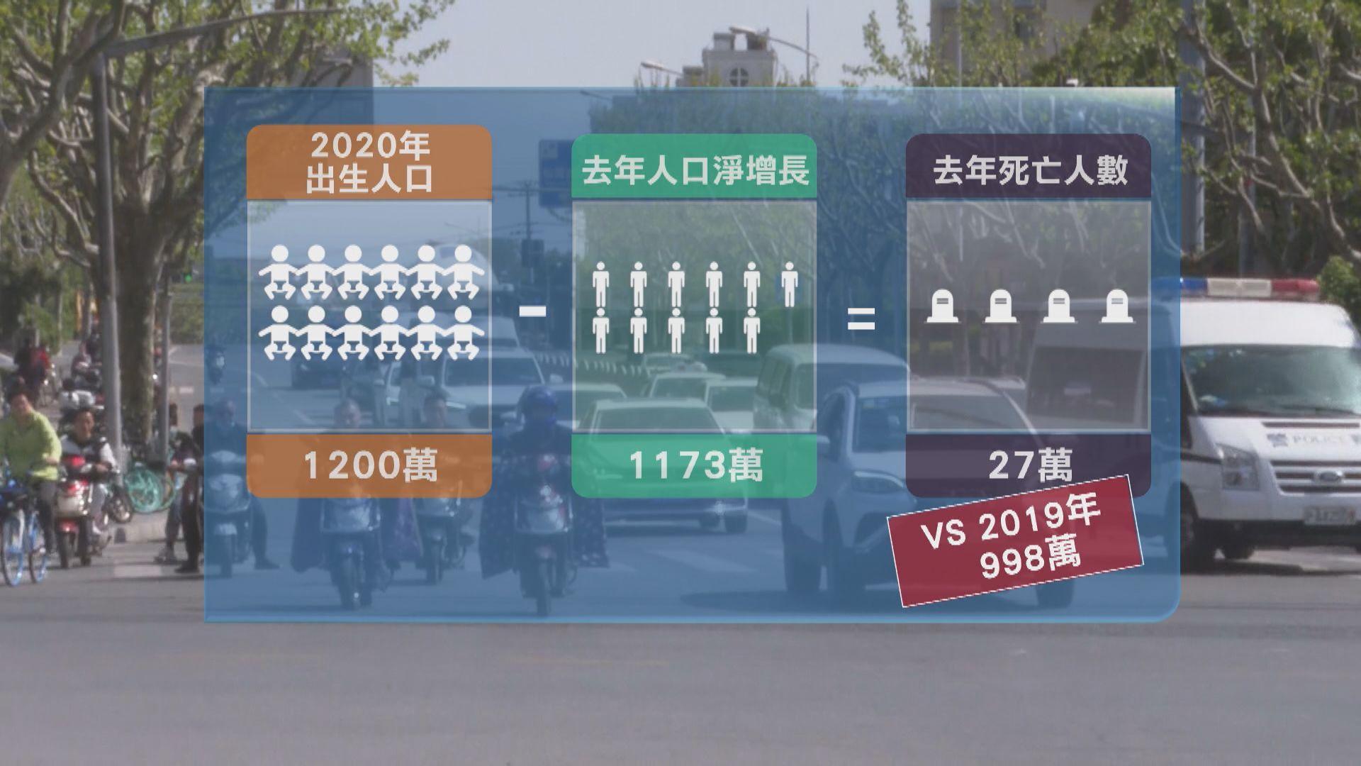 人口普查結果被指與過去數據有矛盾 當局指非普查年份數據以抽樣推算得出