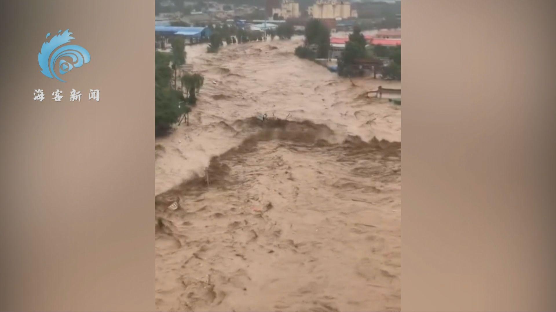 河南持續暴雨成災 至少25死逾百萬人受災