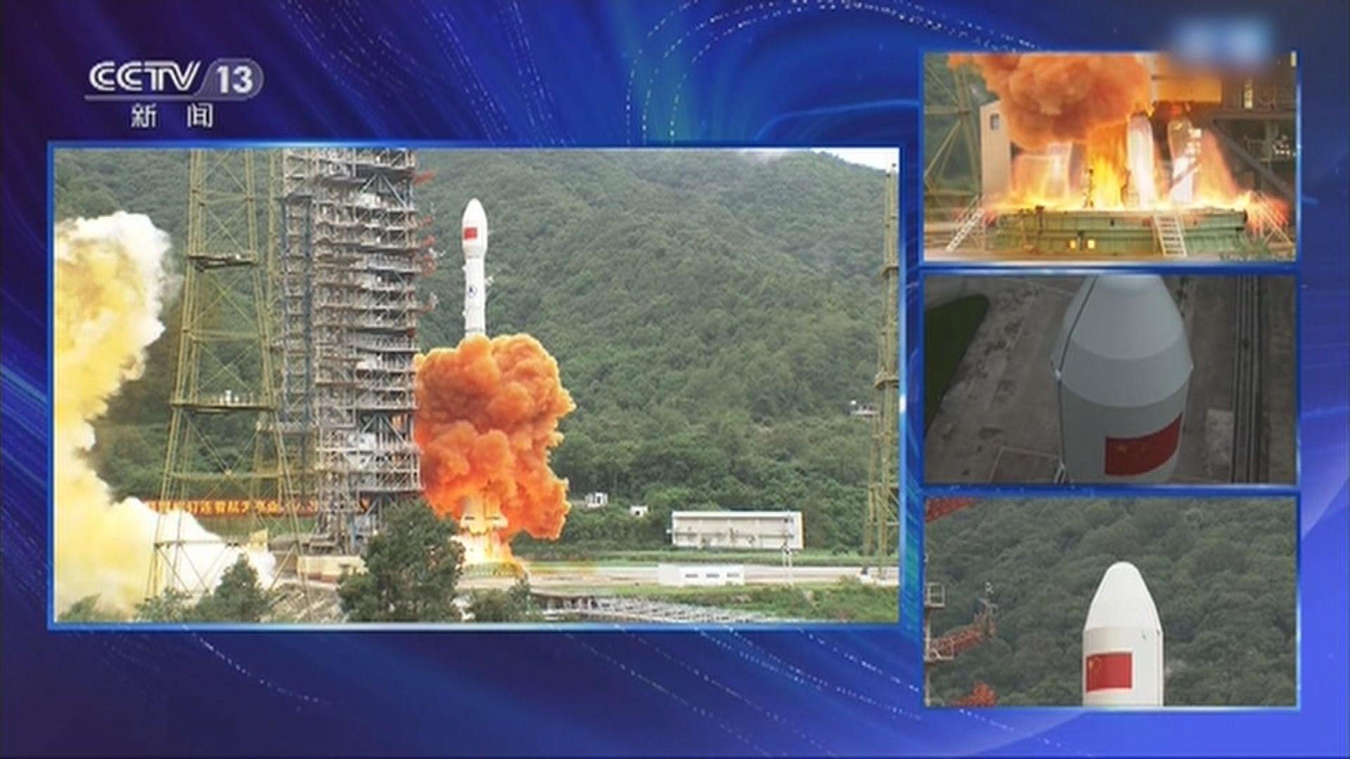北斗三號最後一顆組網衛星發射升空