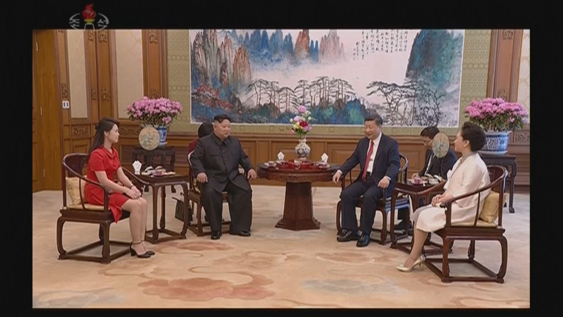 南韓指習近平明年有意訪問北韓
