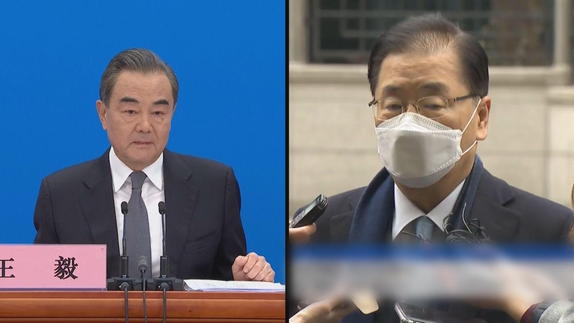 中韓外長通電話 商定疫情後盡早促成習近平訪韓