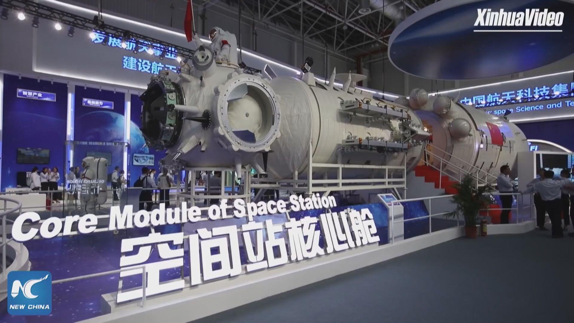 中國料明年春季發射太空站核心艙