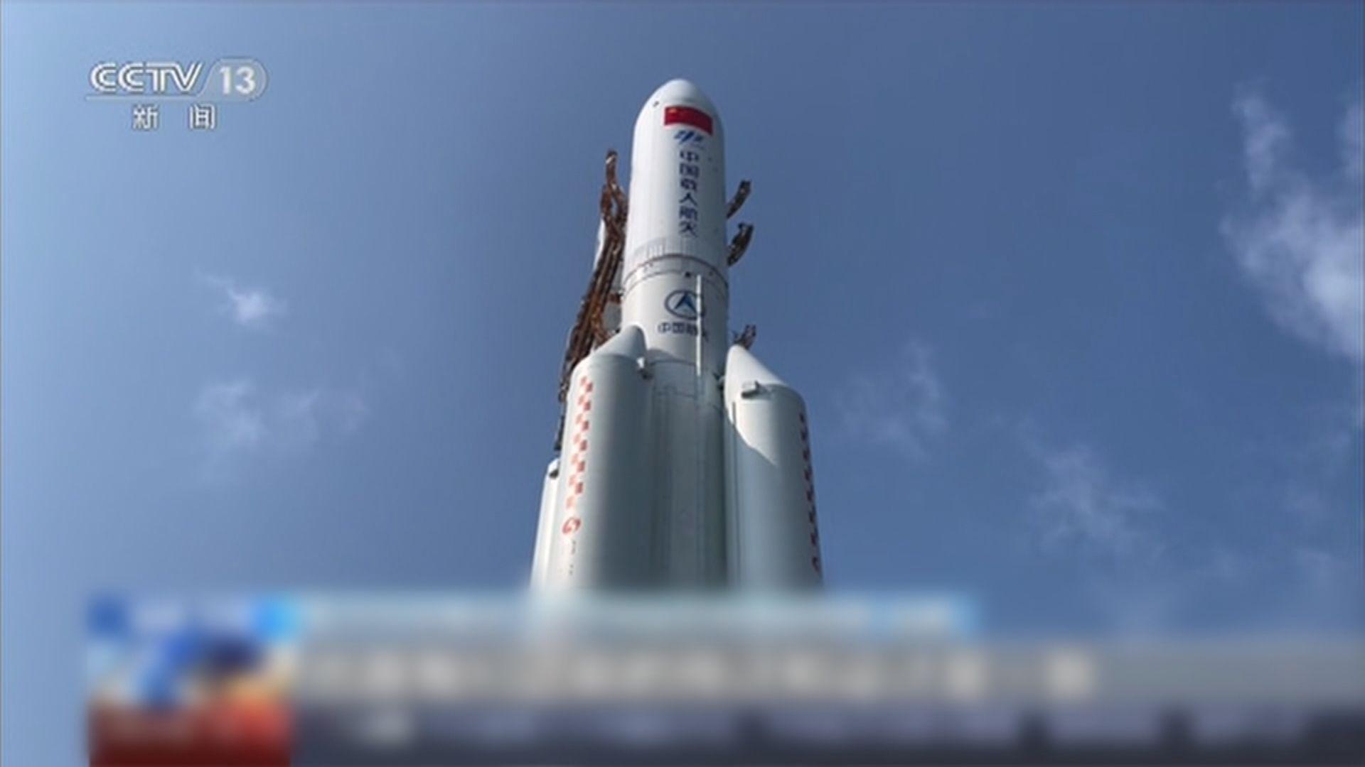 中國預料周四發射太空站「天和」核心艙