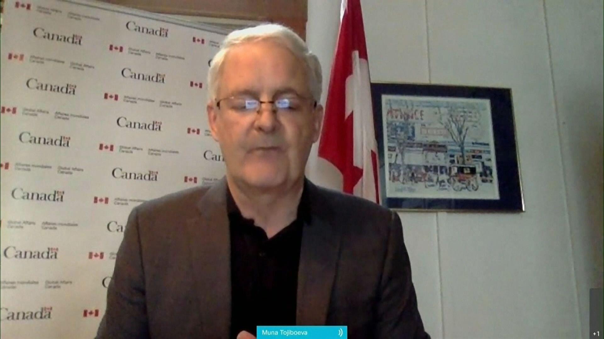 加拿大外長批斯帕弗案審訊不公平 促中方釋放斯帕弗