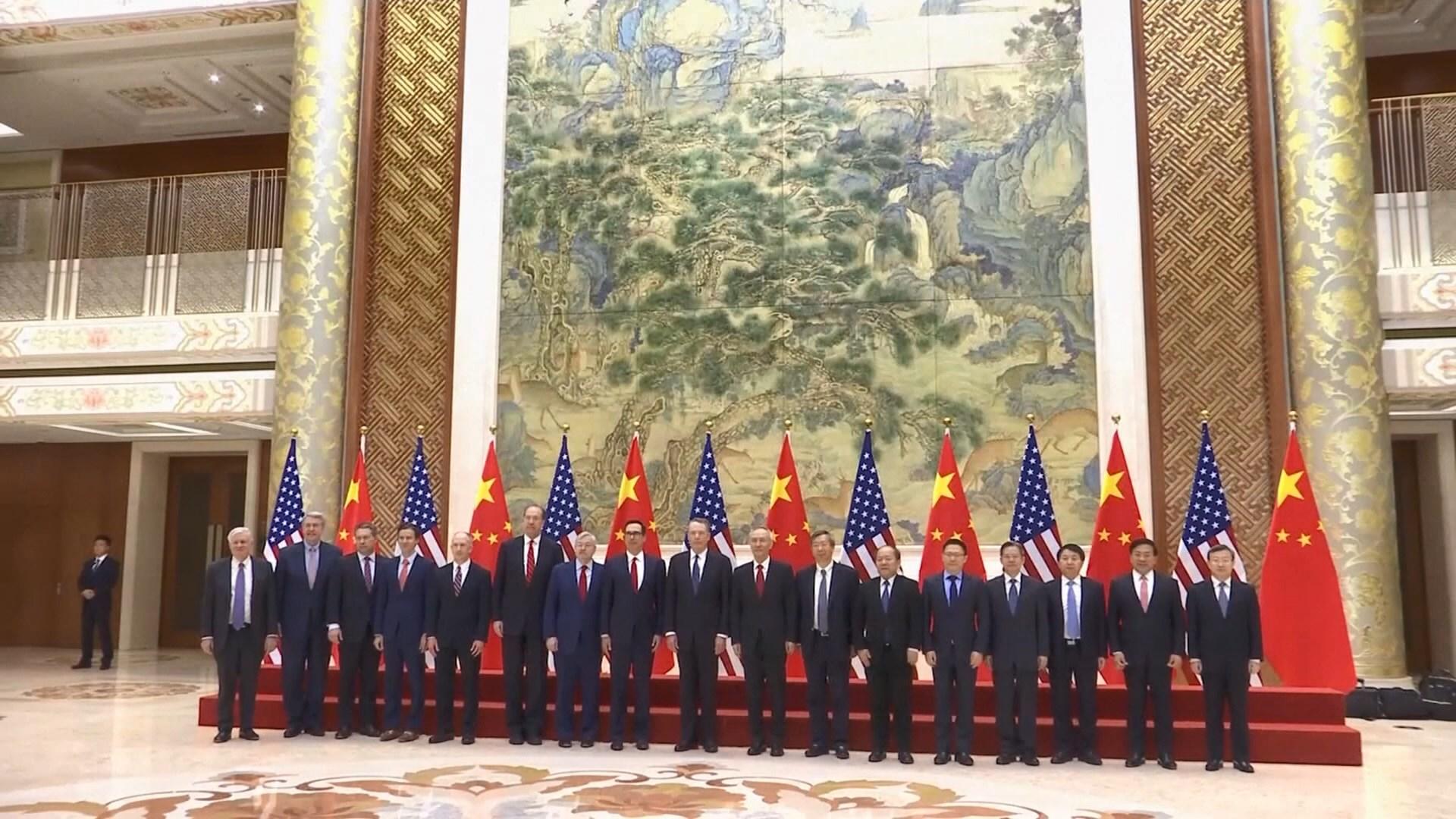 北京否認因經濟放緩迫切跟美國達貿易協議