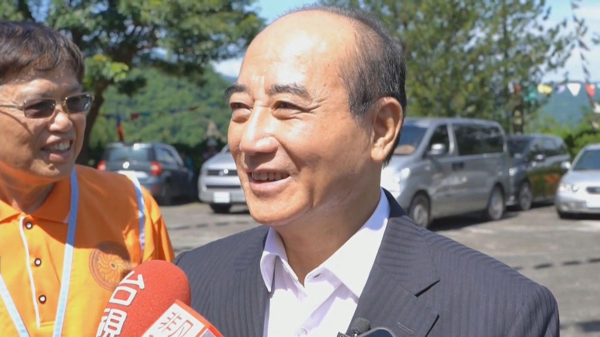 王金平將率團出席廈門海峽論壇