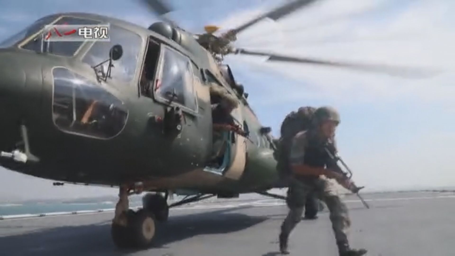 國台辦:台海地區會否擦槍走火取決台獨勢力的挑釁程度