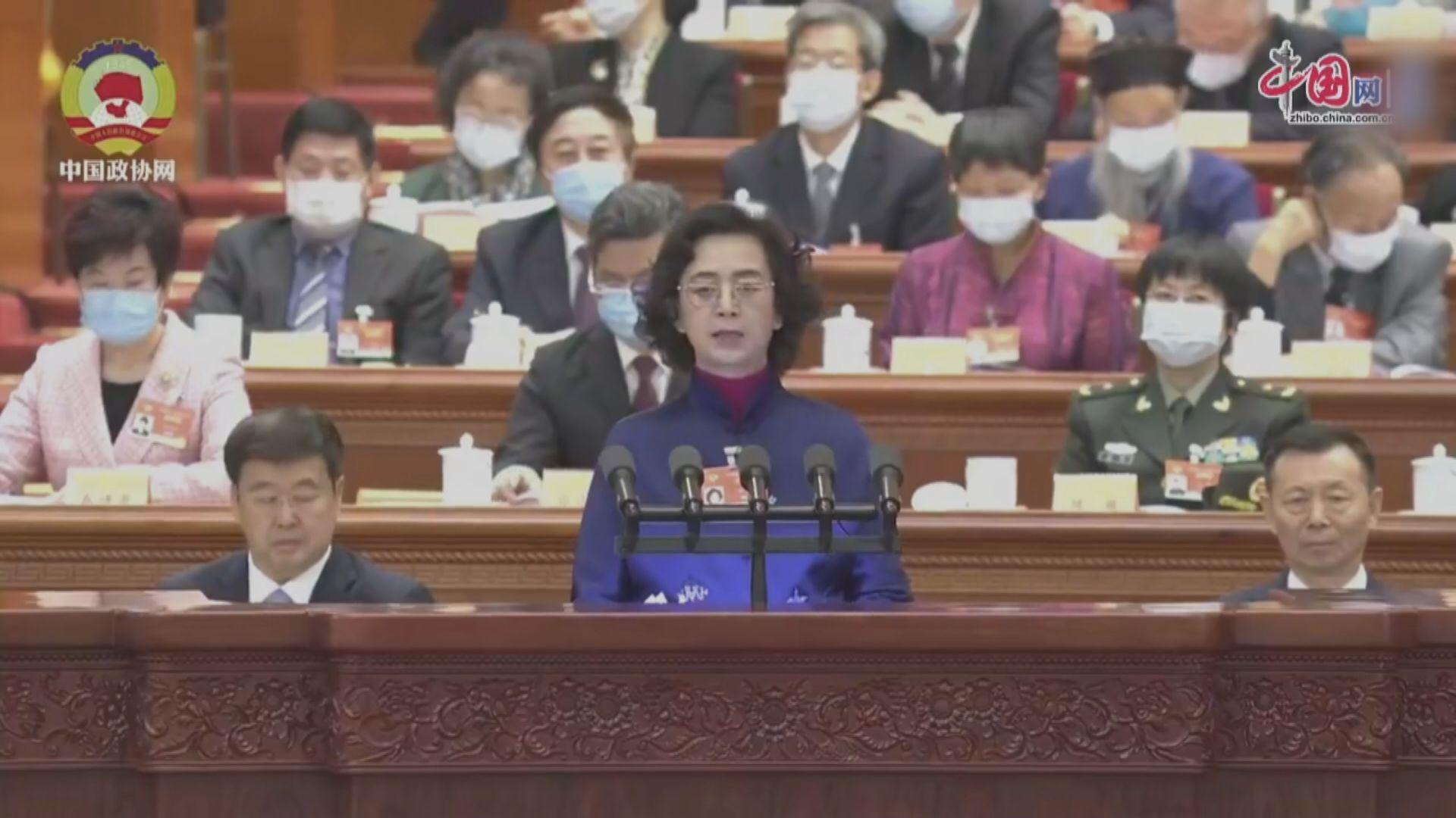 吳國華批近年台灣當局挾洋自重 極力推行「去中國化」