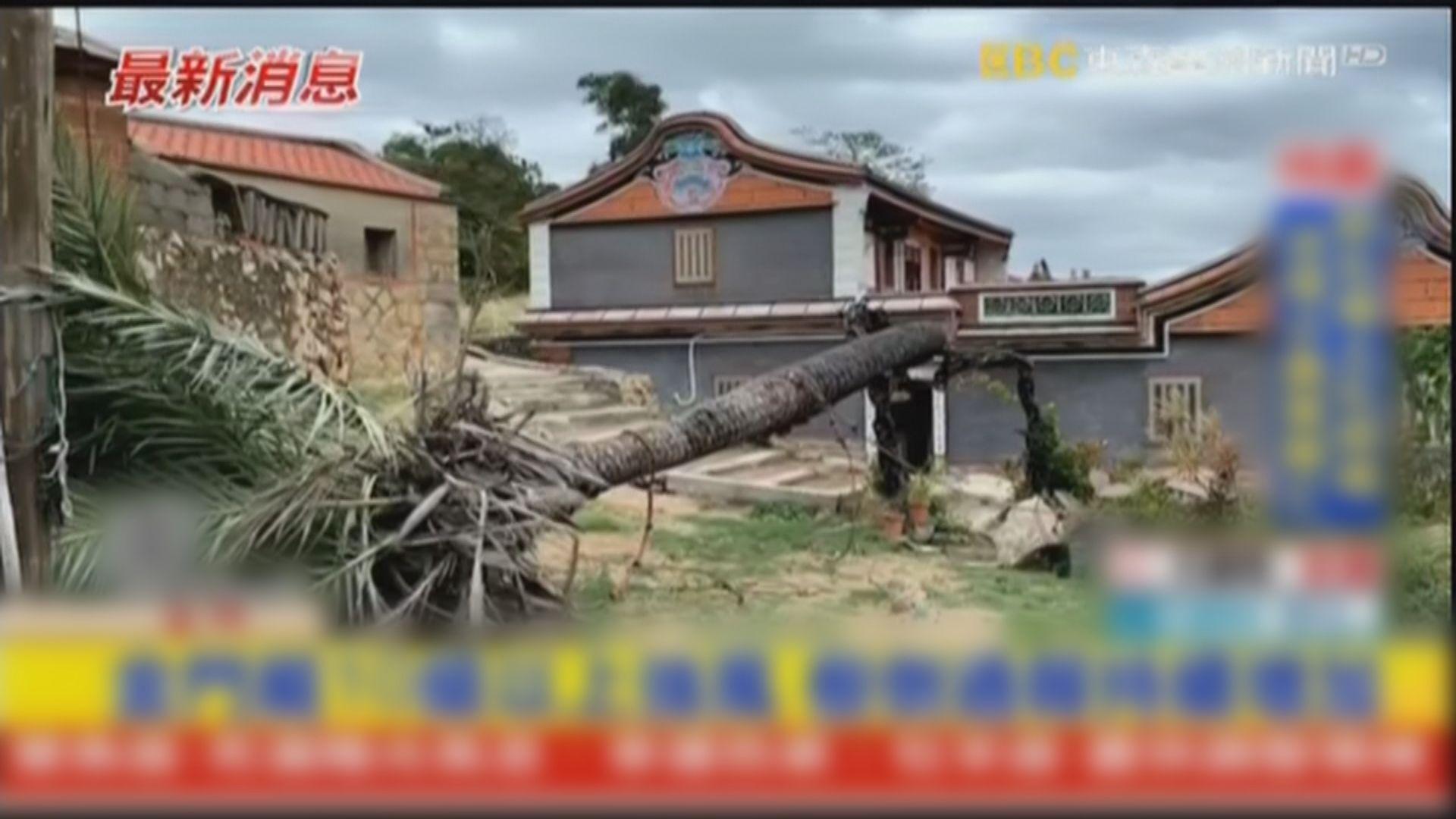 中央氣象台:預計「圓規」周三在海南文昌至三亞沿海登陸