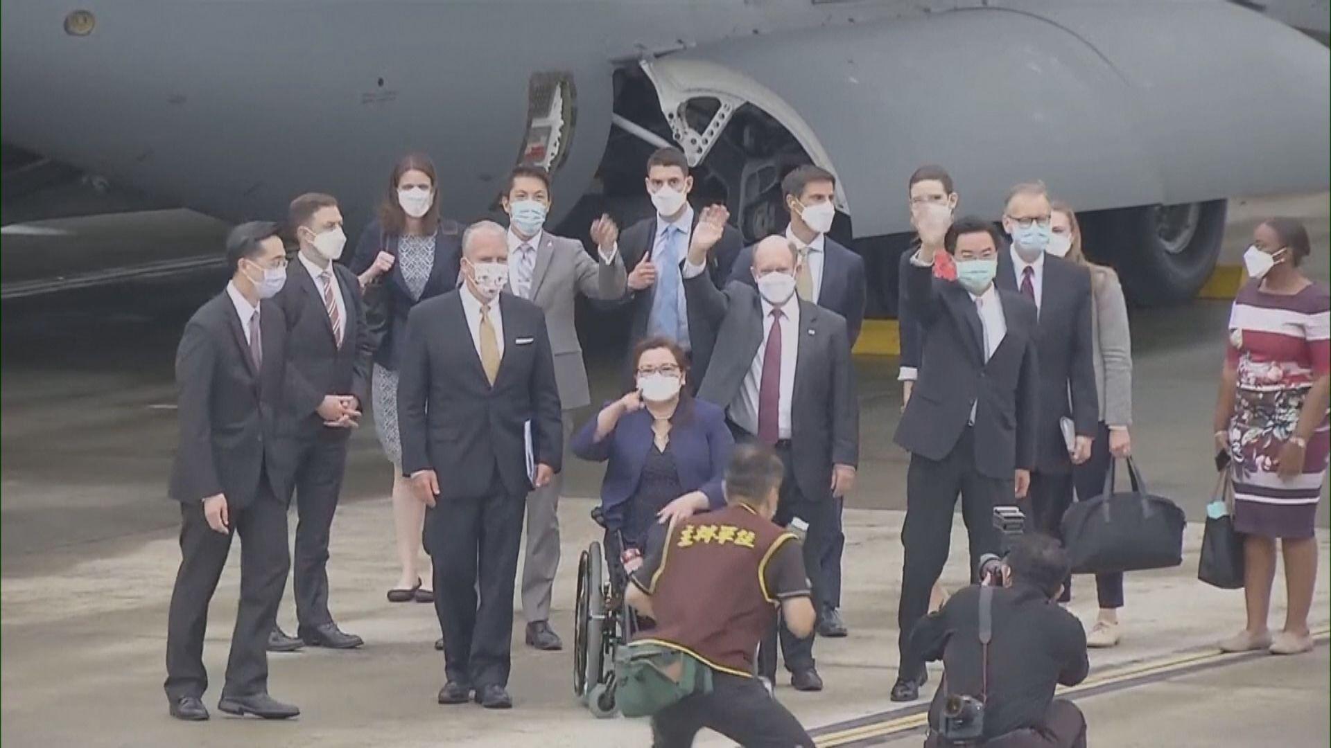 國台辦:民進黨千方百計阻台胞從大陸獲取疫苗