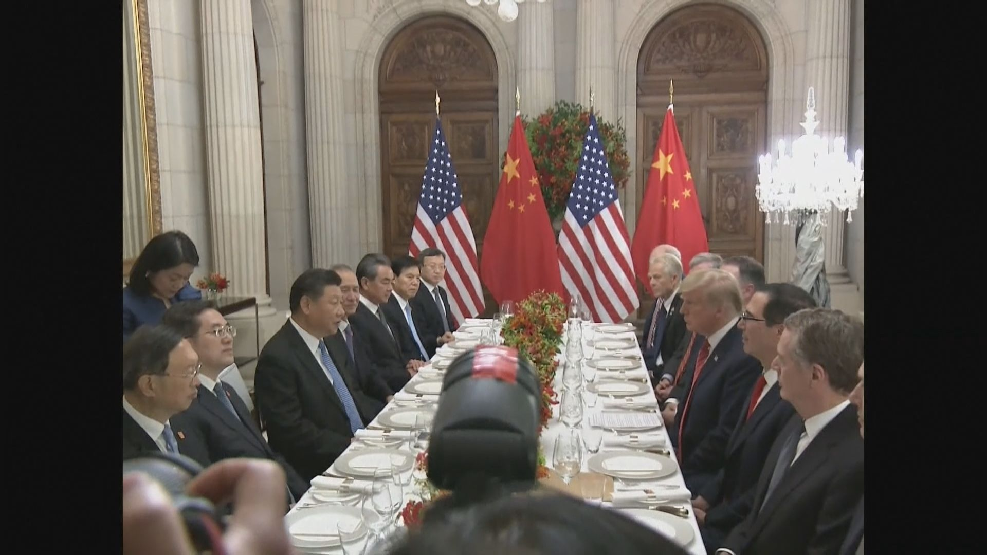 分析指華為事件勢將影響中美貿易談判