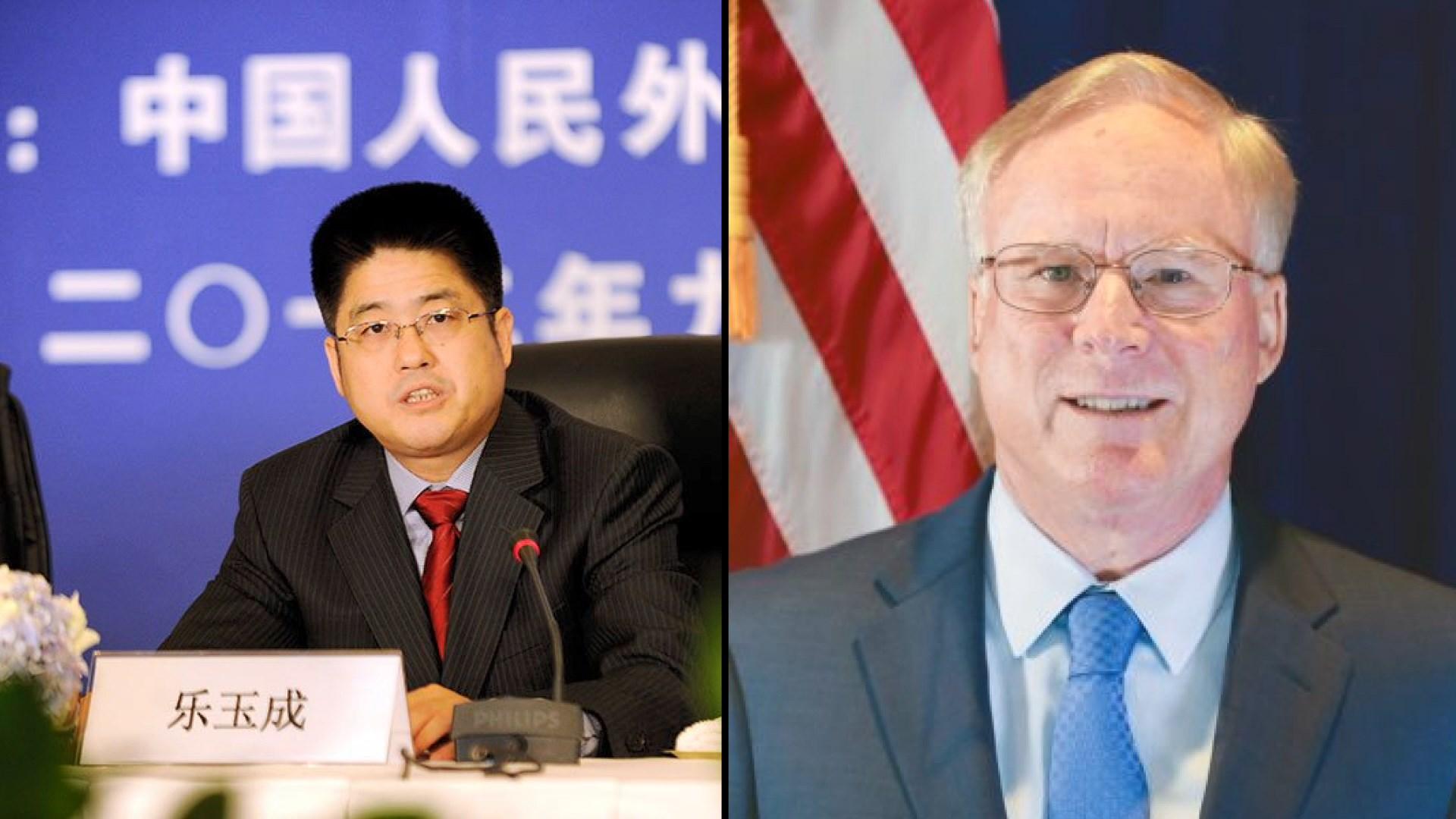 中國召見美國臨時代辦就涉港法案提嚴正交涉