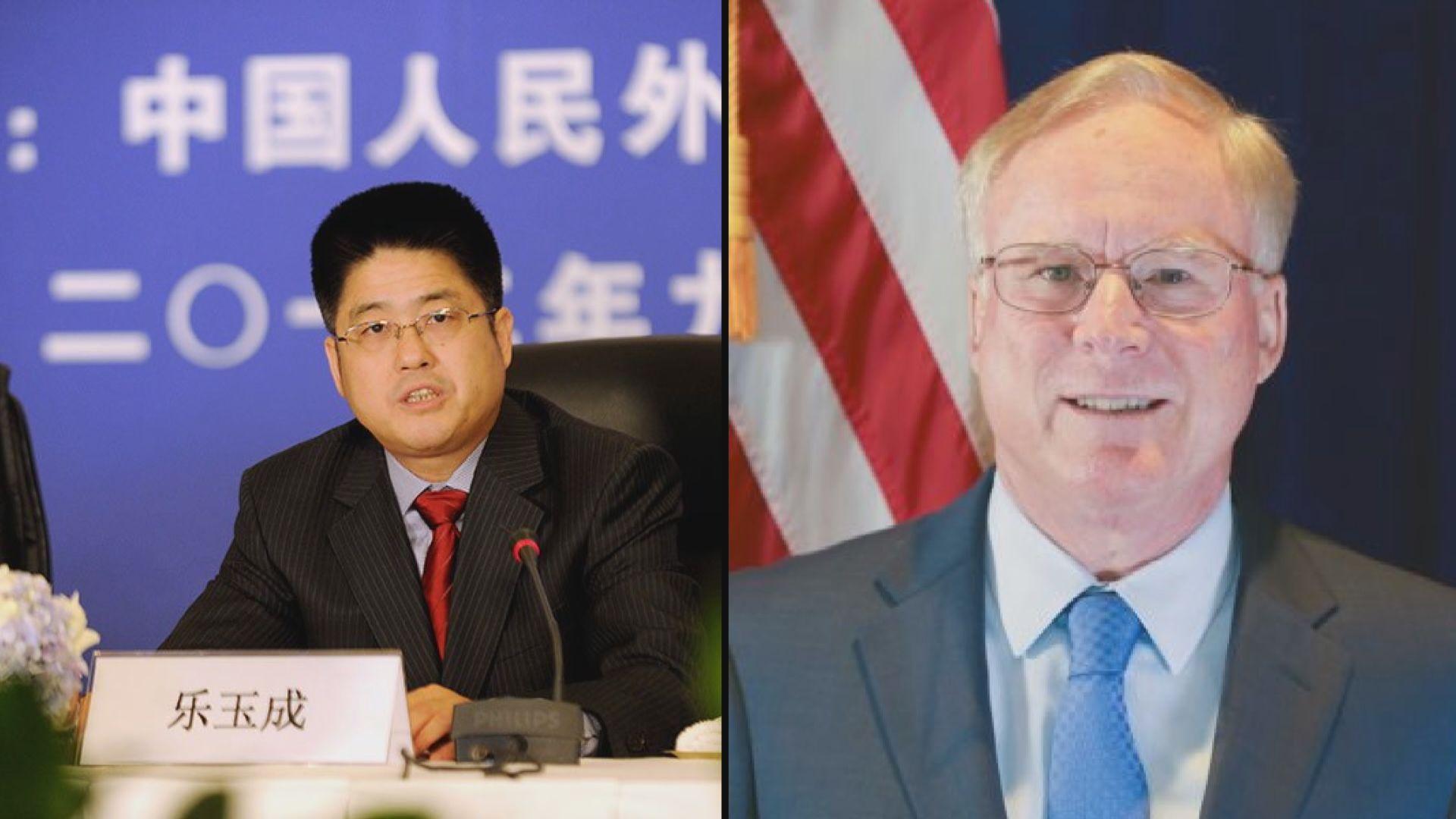 外交部要求華府停止以任何形式干預香港事務