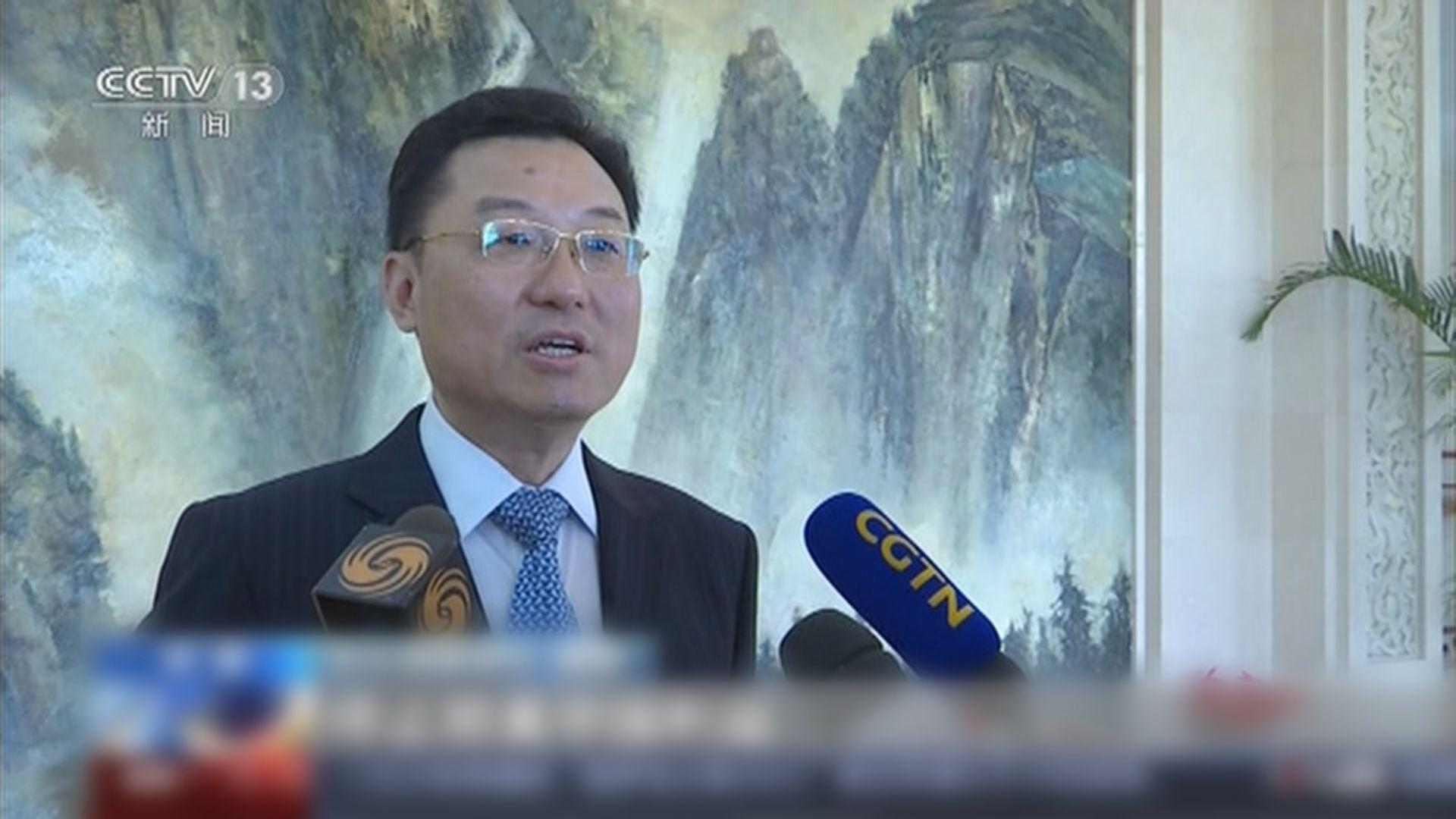 副外長謝鋒向美國提清單要求糾正對華政策言行