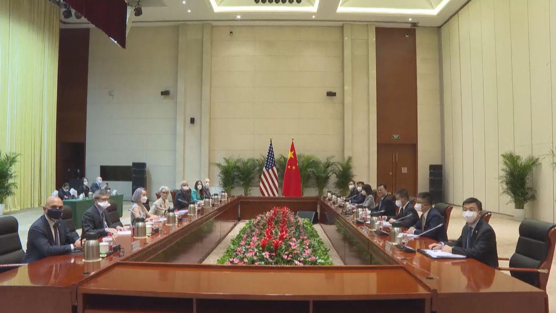 外交部:中美副外長會談深入坦率 增進對彼此立場了解