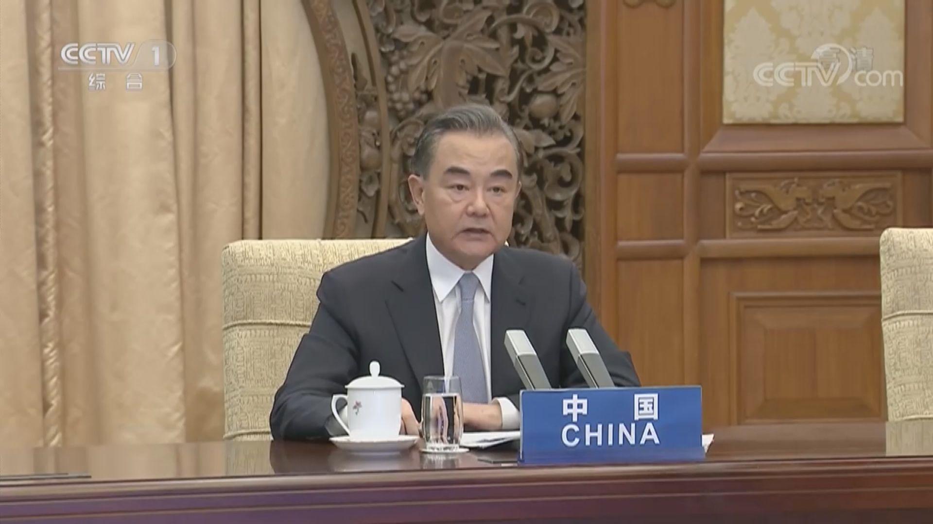 王毅:中國新冠病毒疫苗將作為全球公共產品