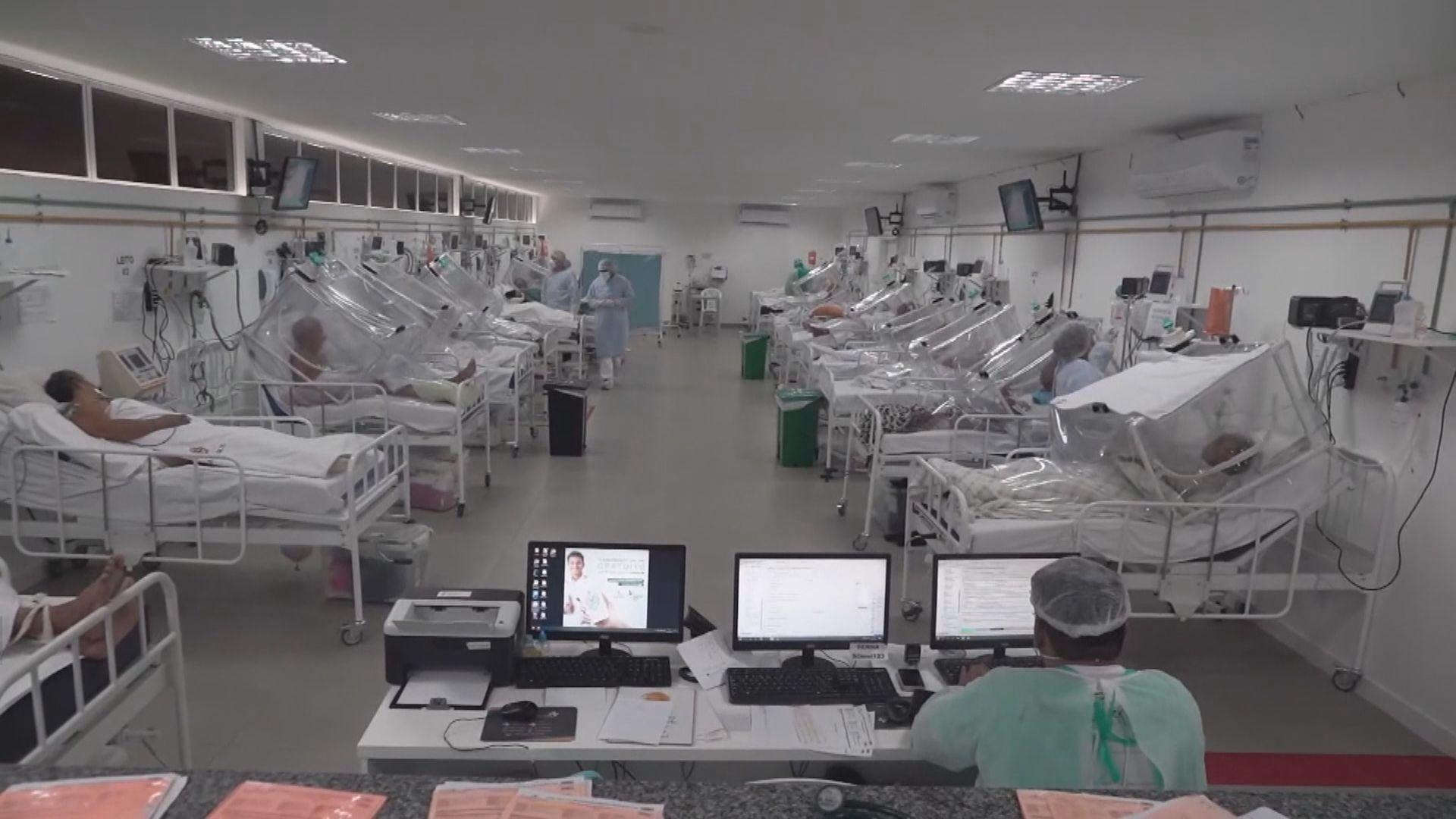 巴西指中國授權緊急使用新冠疫苗標準欠缺透明