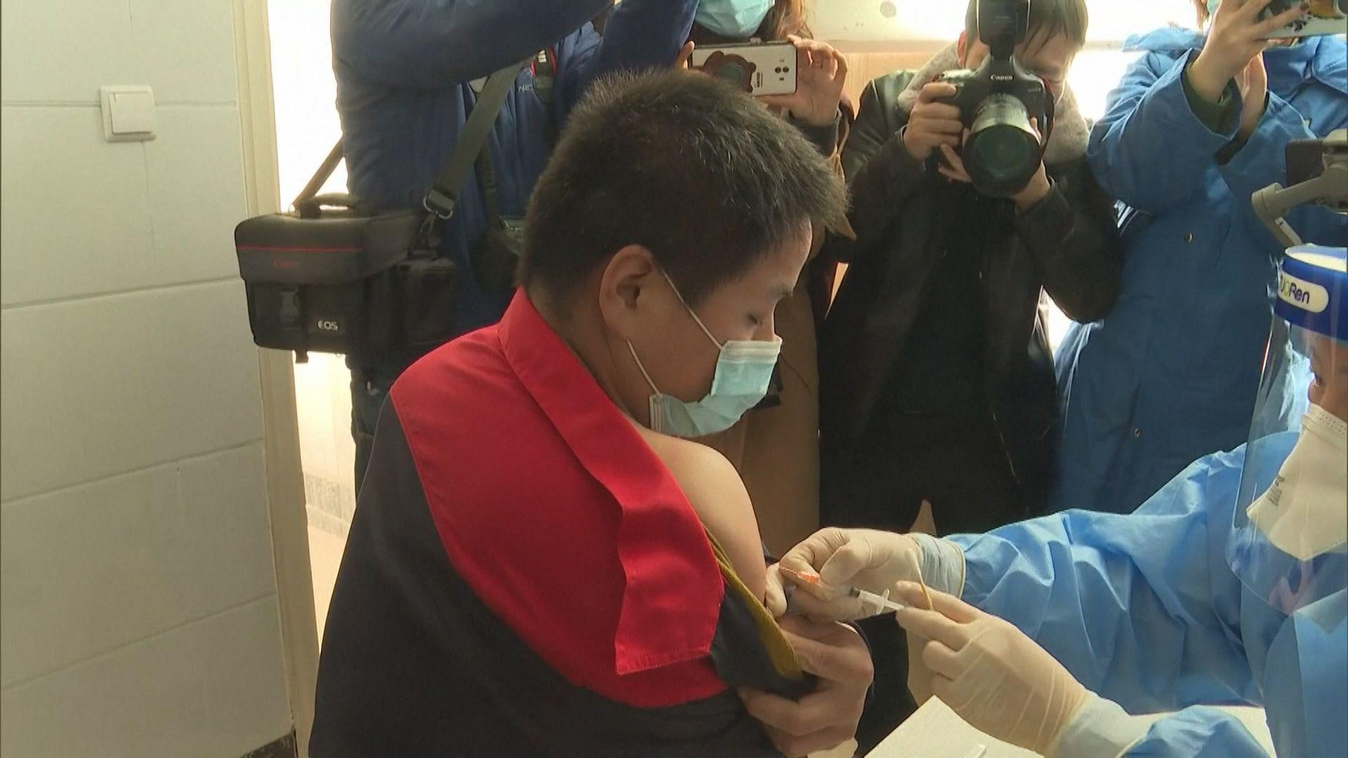 內地已接種逾2276萬劑新冠疫苗