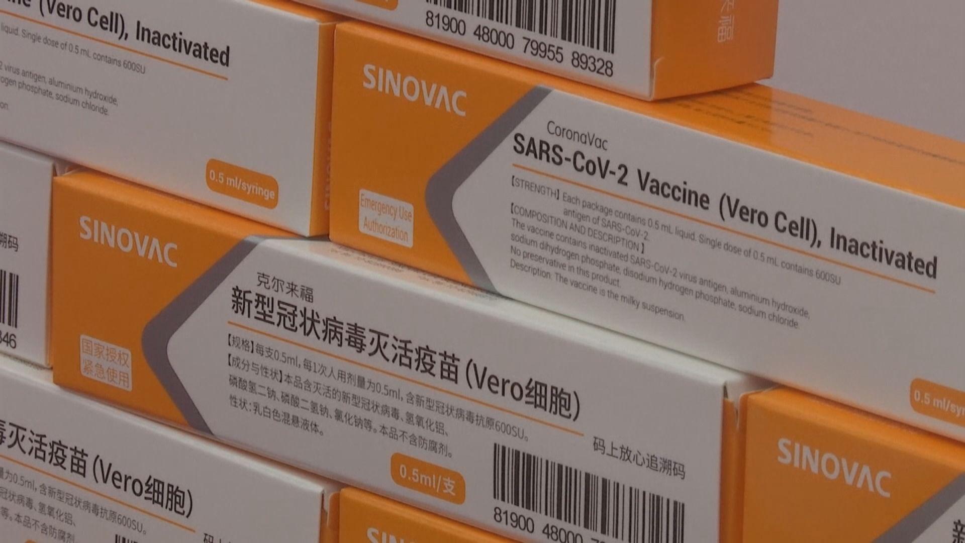中國提供千萬劑疫苗予全球獲取機制 協助發展中國家