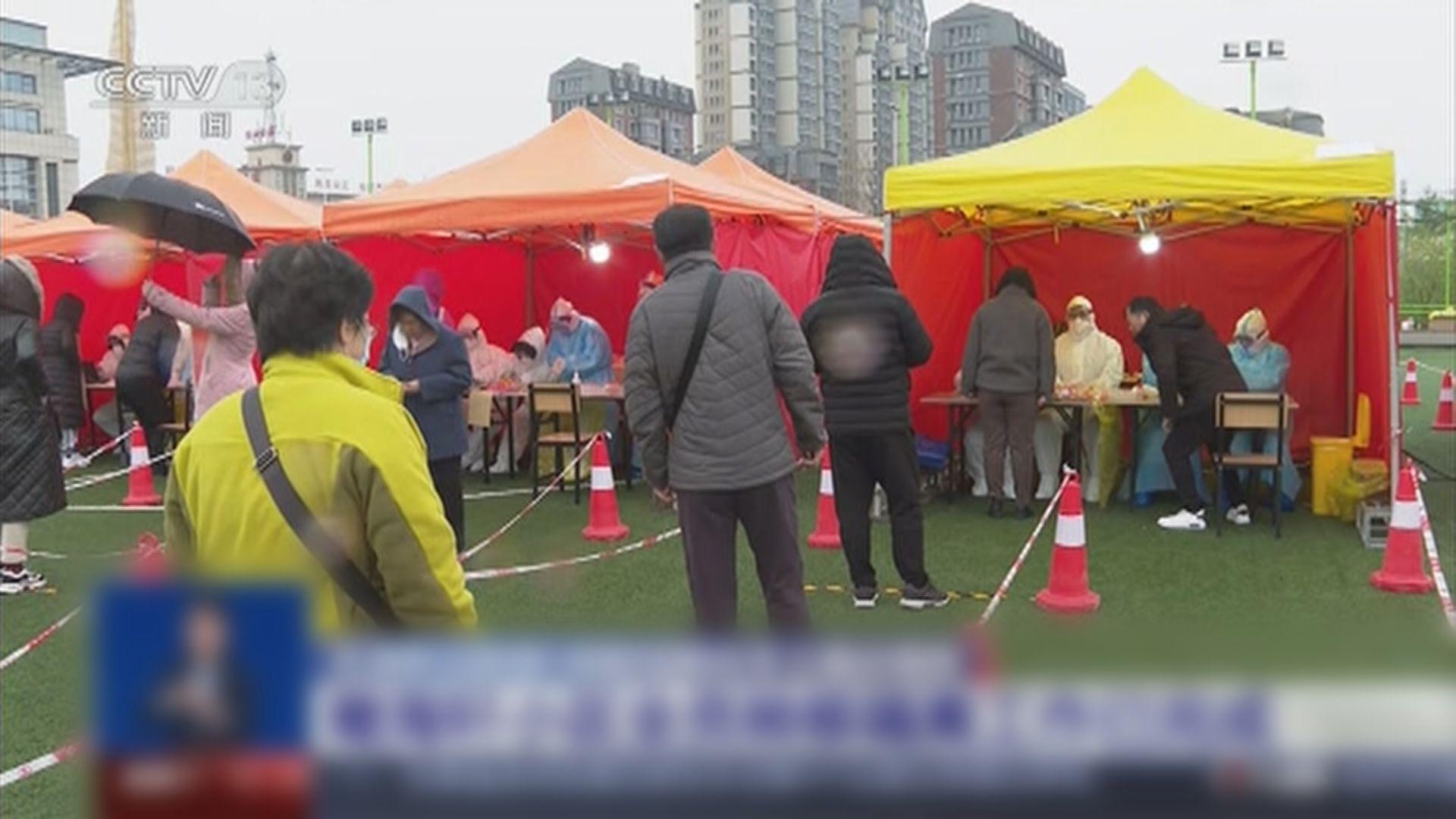 天津為三百萬人展開核酸檢測