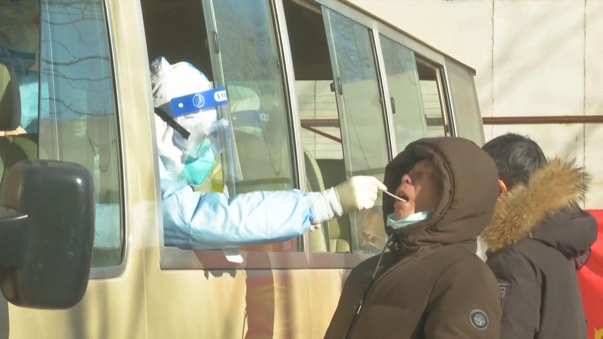 河北石家莊完成第二輪核酸檢測 繼續居家防疫至下周二