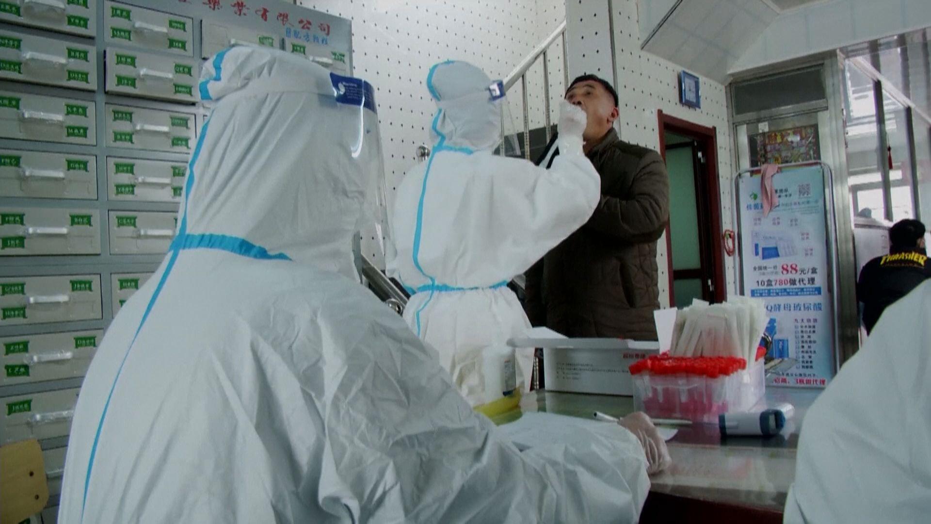 衞健委:重點人群返鄉要持核酸證明 並居家監測14日