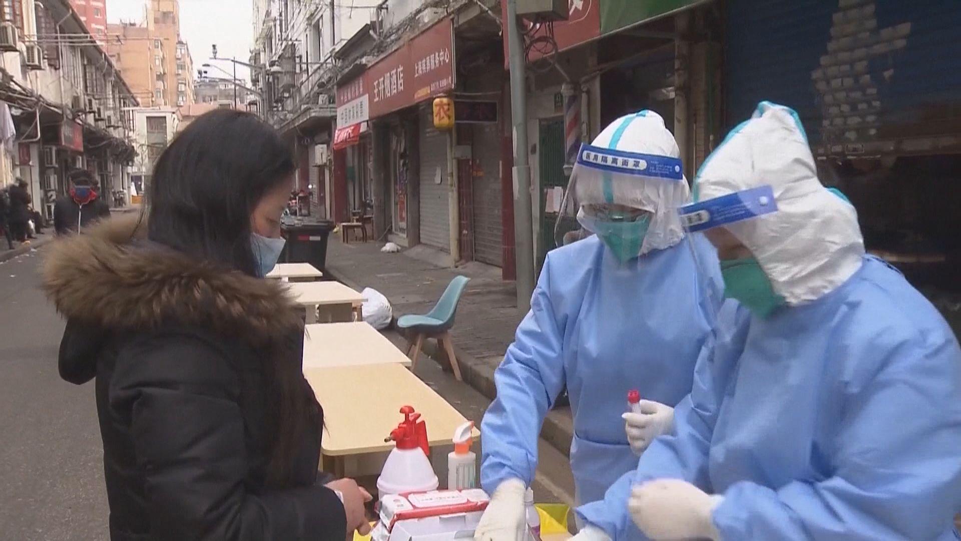 內地新增117宗新冠病毒本地確診 吉林佔67宗