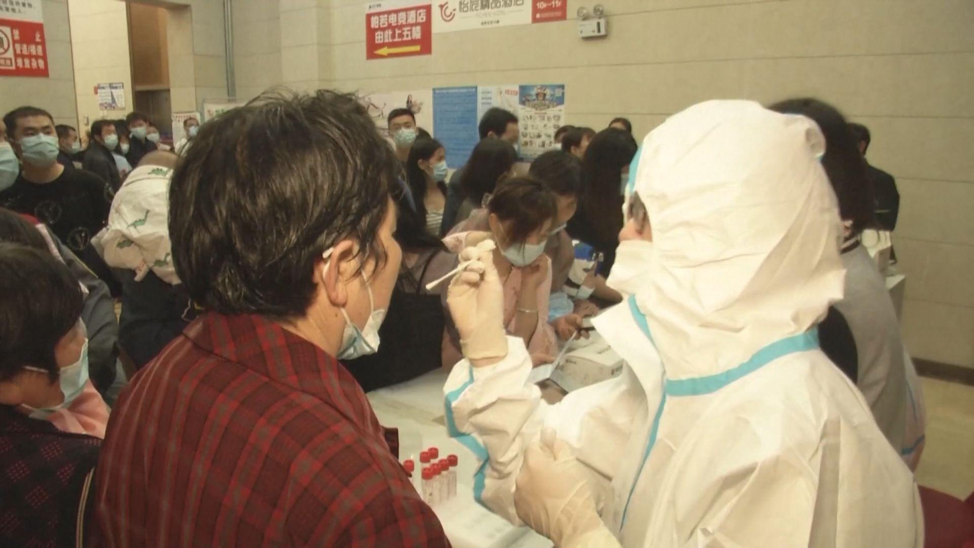 衞健委:輸入變種病毒佔比增 正研究疫苗對印度變種病毒效用