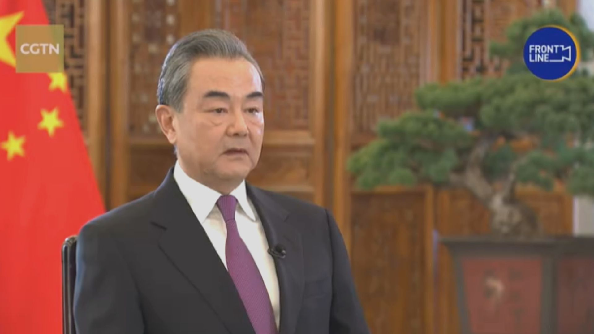 王毅:希望美國新政府重拾理性重開對話