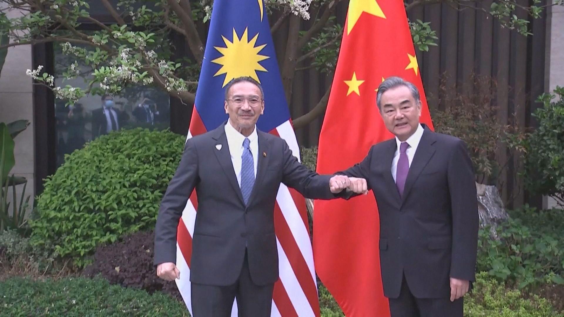 王毅指如美國尋求對抗中國將無畏面對