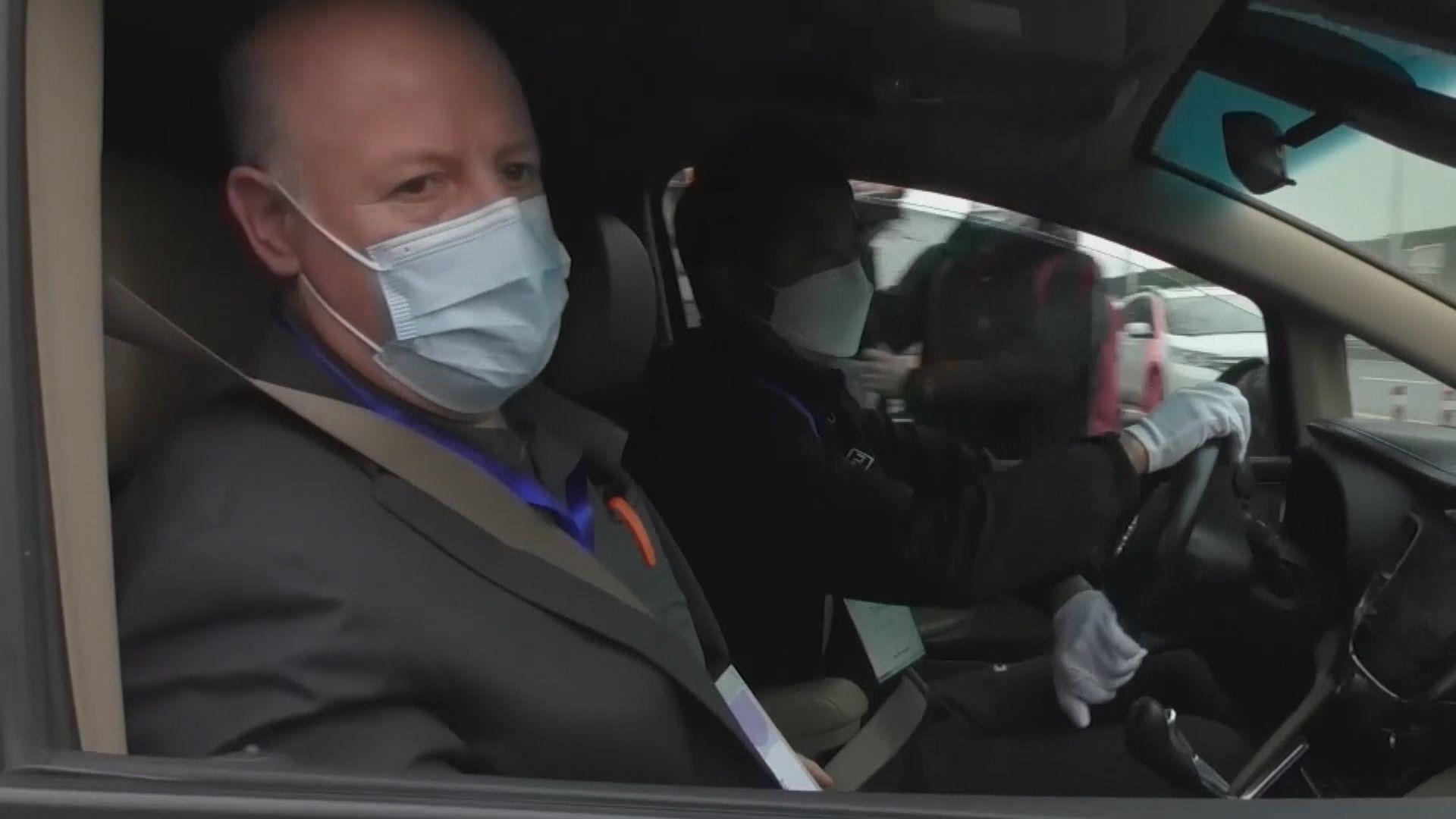 世衛專家組成員形容與武漢市疾控中心人員會面非常好