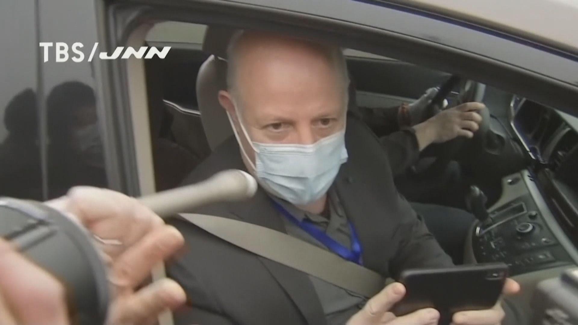 世衛專家到訪武漢病毒研究所 稱與內地研究員會面坦誠開放
