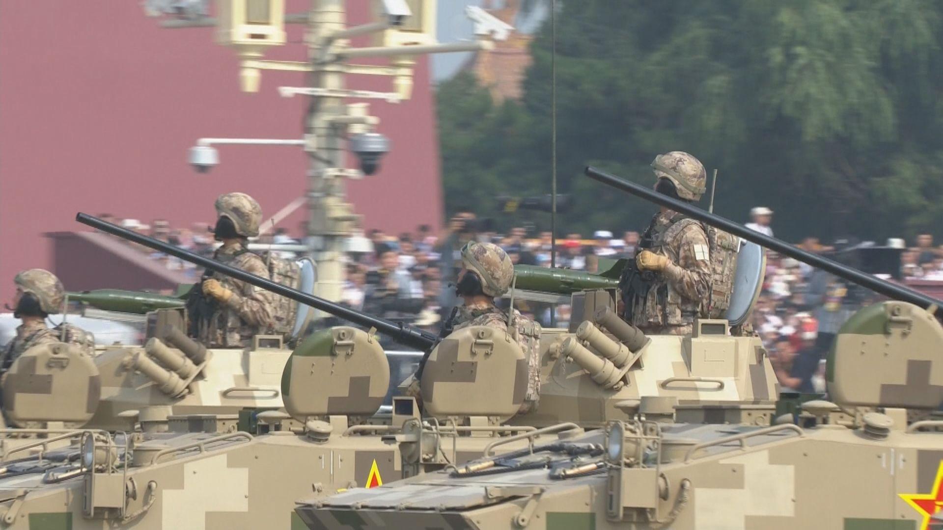 習近平促軍方加緊推進軍事鬥爭準備
