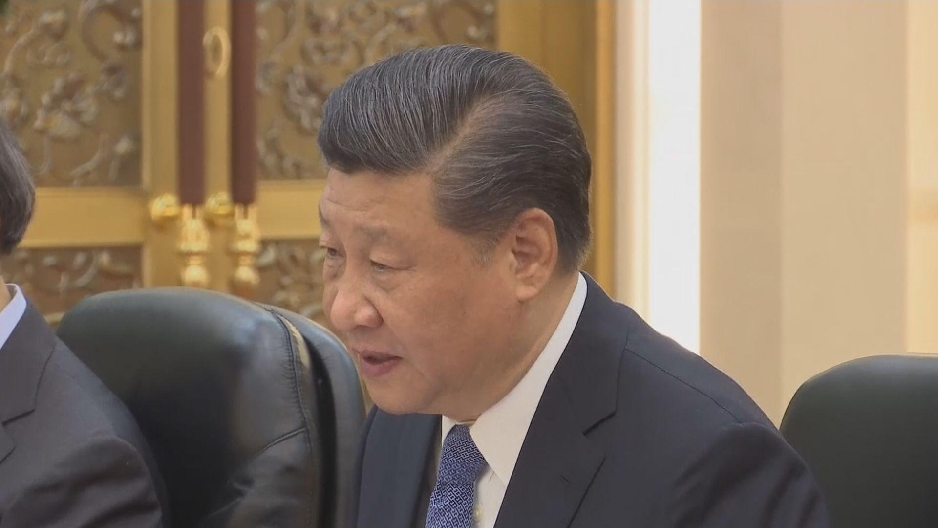 習近平:中國如期完成脫貧攻堅任務