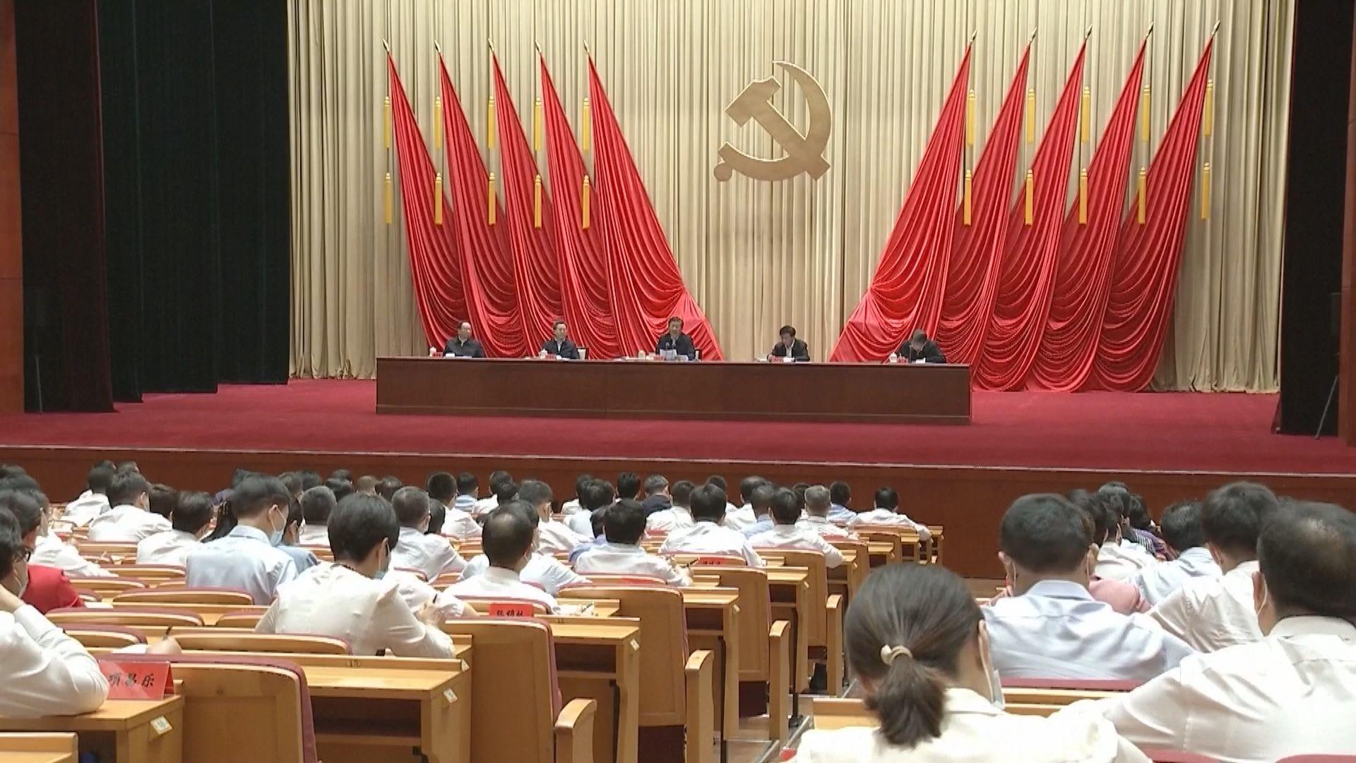 習近平:中國面臨風險挑戰明顯增多 不想鬥爭不切實際