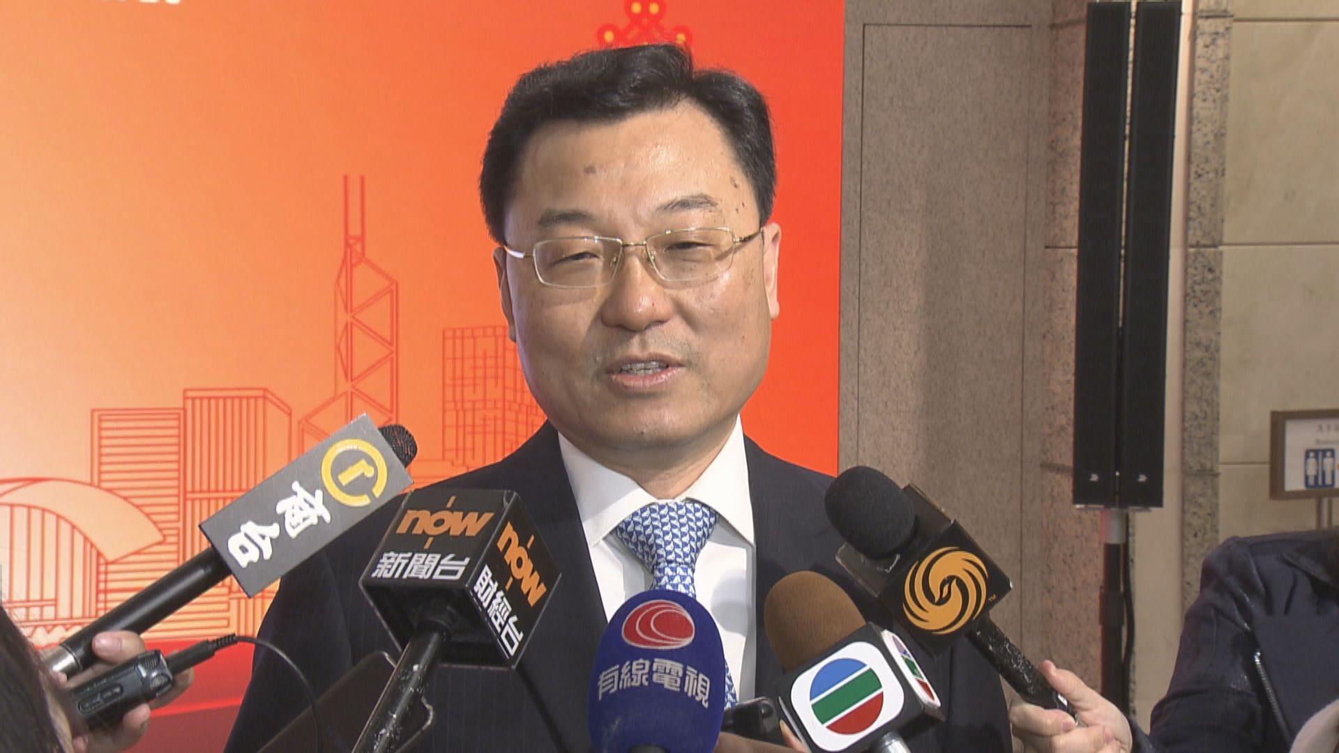 原外交部駐港特派員謝鋒升任外交部副部長