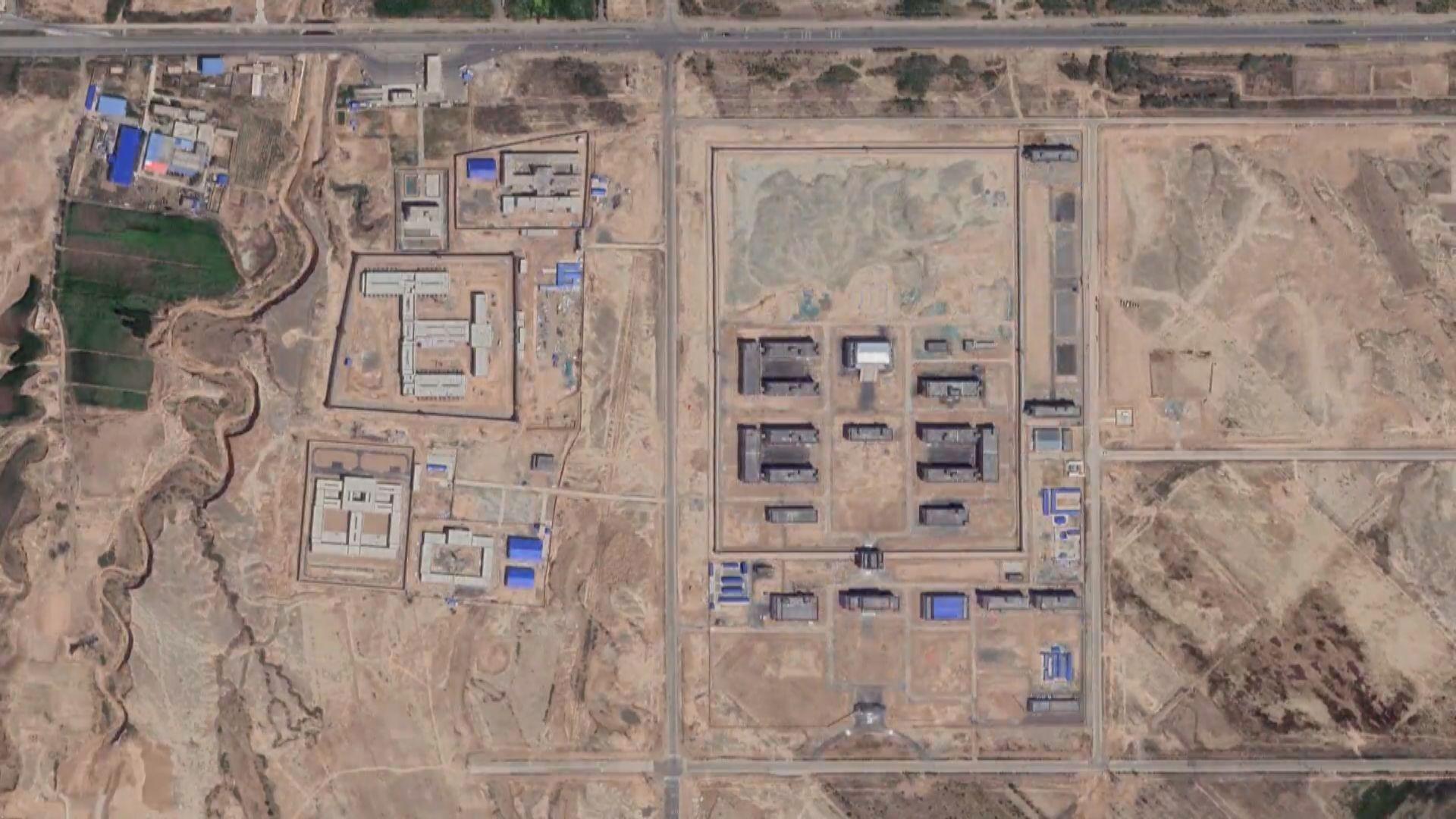 澳洲智庫:新疆有至少380個拘留設施 部分仍在擴建