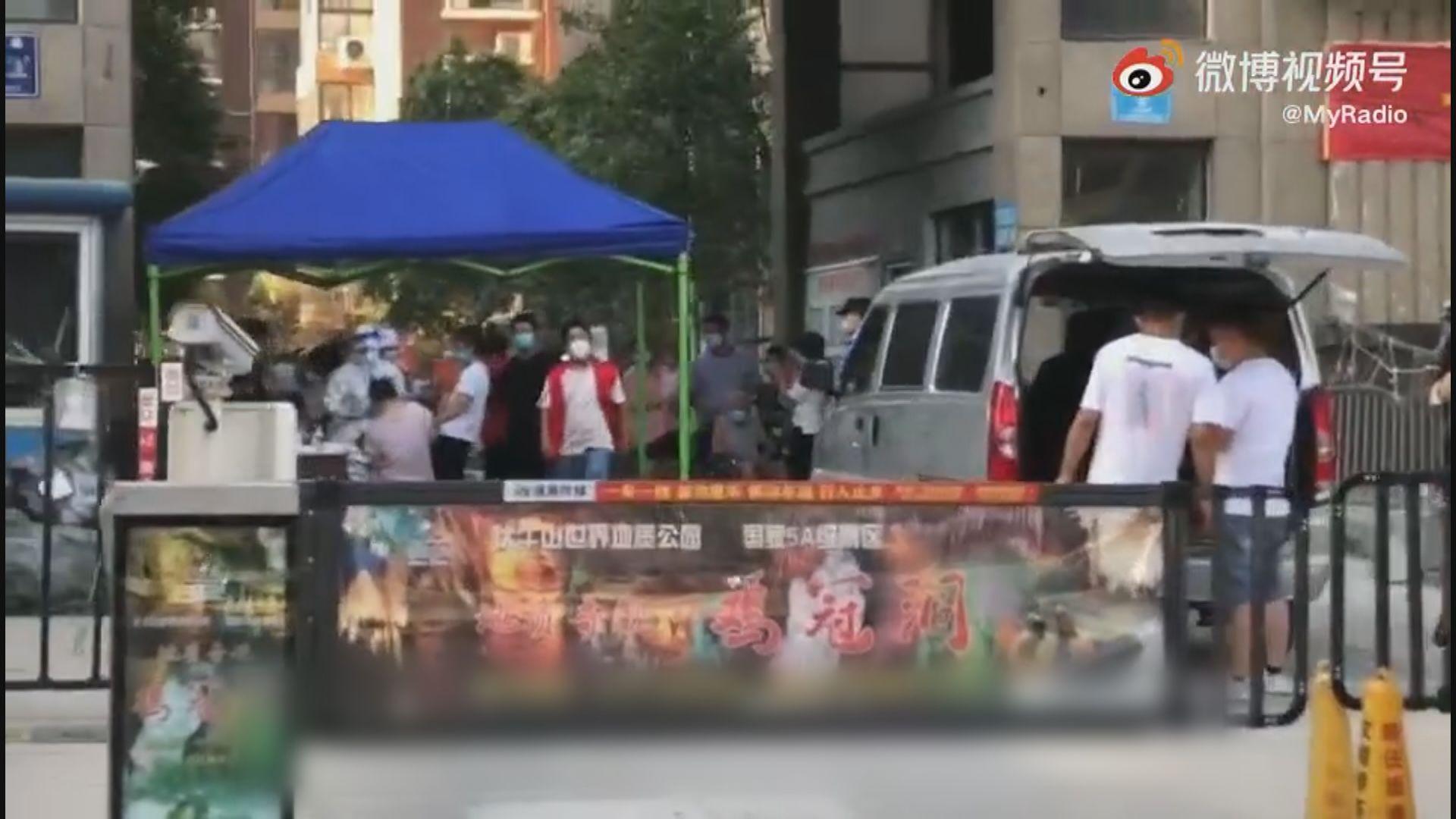 河南鄭州市新冠疫情升溫 新增11人確診